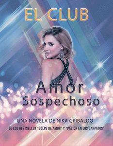 El Club: Amor Sospechoso – Nika Gribaldo [ePub & Kindle]