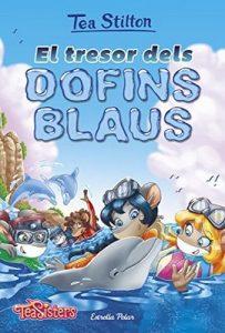 El tresor dels dofins blaus – Tea Stilton, M. Dolors Ventós Navés [Kindle] [Catalán]