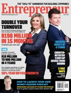Entrepreneur South Africa – September, 2017 [PDF]