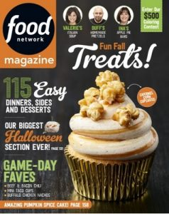 Food Network – October, 2017 [PDF]