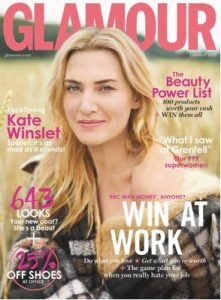 Glamour UK – October, 2017 [PDF]