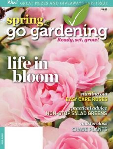 Go Gardening – Issue 3 – Spring, 2017 [PDF]