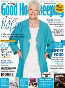 Good Housekeeping UK – October, 2017 [PDF]