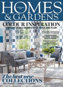 Homes & Gardens UK – October, 2017 [PDF]