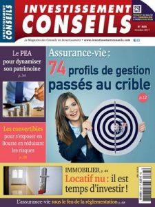Investissement Conseils – Octobre, 2017 [PDF]