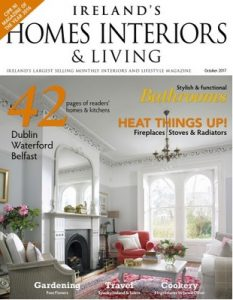 Ireland's Homes Interiors & Living – October, 2017 [PDF]