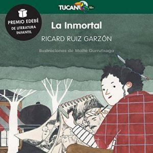 La Inmortal – Ricard Ruiz Garzón [Narrado por Paula Andrea] [Audiolibro] [Español]