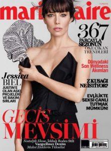 Marie Claire Turkey – Eylül, 2017 [PDF]