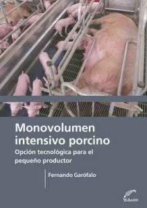 Monovolumen Intensivo Porcino (Agrobiblioteca) – Fernando Garófalo, Carlos Gazzera [ePub & Kindle]