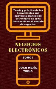 Negocios Electrónicos: Teoría y práctica de las herramientas que apoyan la planeación estratégica de toda innovación en el modelo de negocios. TOMO I – Juan Mejía-Trejo [ePub & Kindle]