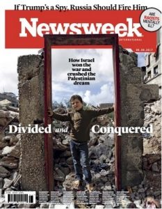 Newsweek International – 8 September, 2017 [PDF]