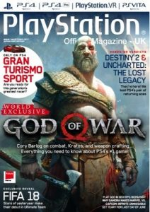 PlayStation Official Magazine UK – Issue 140 – October, 2017 [PDF]