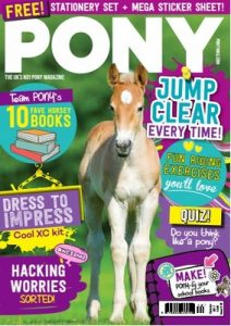 Pony Magazine – October, 2017 [PDF]