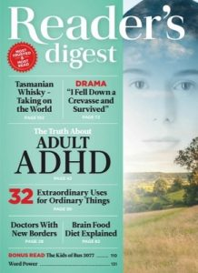 Reader's Digest Australia & New Zealand – September, 2017 [PDF]