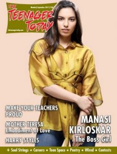 The Teenager Today – September, 2017 [PDF]
