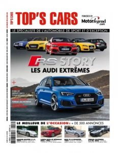 Top's Cars Magazine N°608 – Octobre, 2017 [PDF]