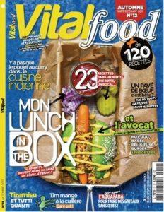 Vital Food – Septembre-Novembre, 2017 [PDF]