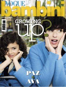 Vogue Bambini N.258 – Luglio, 2017 [PDF]