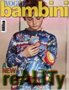 Vogue Bambini N.259 – Settembre, 2017 [PDF]