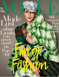Vogue Germany – August, 2017 [PDF]