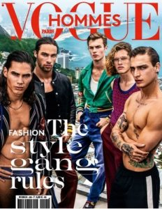 Vogue Hommes Hors-Serie No 25 – Spring-Summer 2017 (English Edition) [PDF]