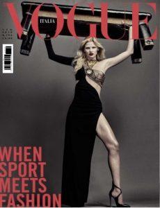Vogue Italia – August, 2016 [PDF]