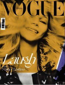 Vogue Italia – February, 2016 [PDF]