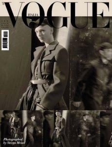 Vogue Italia – September, 2016 [PDF]
