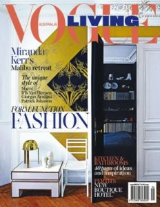Vogue Living Australia – October, 2015 [PDF]