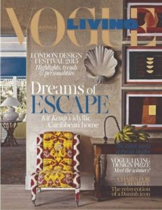 Vogue Living – December, 2015 [PDF]