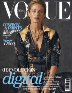 Vogue Mexico – Agosto, 2017 [PDF]