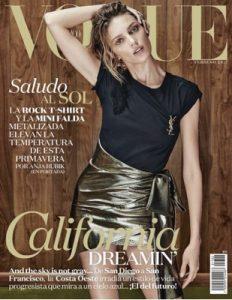 Vogue Mexico – Febrero, 2017 [PDF]