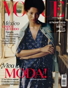 Vogue Mexico – Septiembre, 2017 [PDF]