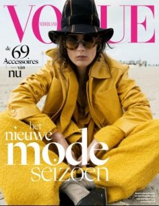 Vogue Netherlands – September, 2016 [PDF]