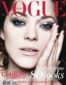 Vogue Paris – Août, 2012 [PDF]