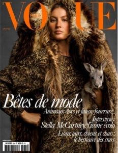 Vogue Paris – Août, 2017 [PDF]