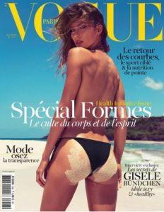Vogue Paris – Juin-Juillet, 2012 [PDF]