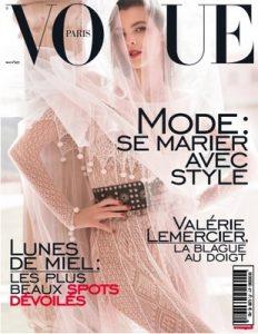 Vogue Paris – Mai, 2017 [PDF]