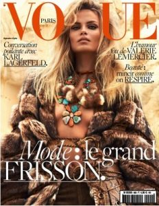 Vogue Paris – Septembre, 2015 [PDF]