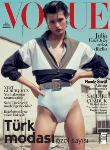 Vogue Turkey – Ağustos, 2017 [PDF]