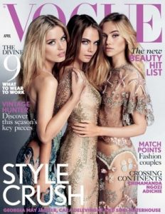 Vogue UK – April, 2015 [PDF]