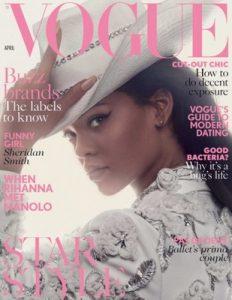 Vogue UK – April, 2016 [PDF]