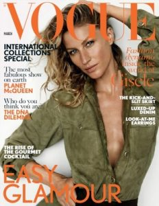 Vogue UK – March, 2015 [PDF]