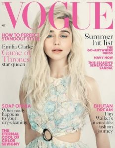 Vogue UK – May, 2015 [PDF]
