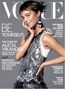 Vogue USA – January, 2016 [PDF]
