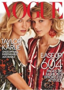 Vogue USA – March, 2015 [PDF]