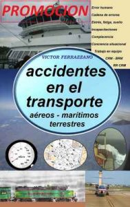 Accidentes en el Transporte (Promoción): caps 1 y 2 – Victor Ferrazzano [ePub & Kindle]