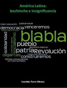 América Latina: bochinche e insignificancia – Leonidas Torres Citraro [ePub & Kindle]