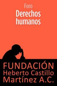 Derechos Humanos (Foros nº 3) – Fundación Heberto Castillo Martínez A.C. [ePub & Kindle]