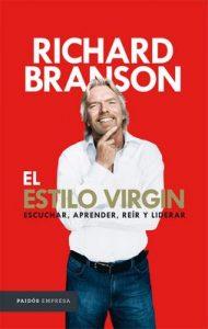 El estilo Virgin – Richard Branson [ePub & Kindle]